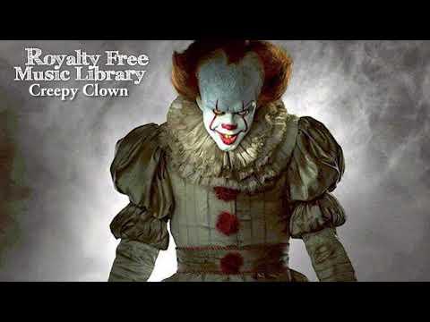 Creepy Clown Scene Background Instrumental Music | Royalty Free