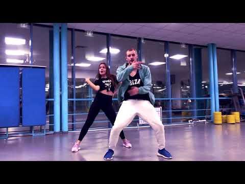 РУКИ ВВЕРХ! - Я больной тобой - Танец (Vova Legend & KsuTA) - HD-4.Com