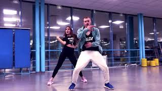 РУКИ ВВЕРХ! - Я больной тобой - Танец (Vova Legend & KsuTA)