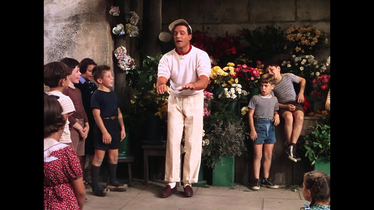 Image result for an american in paris 1951