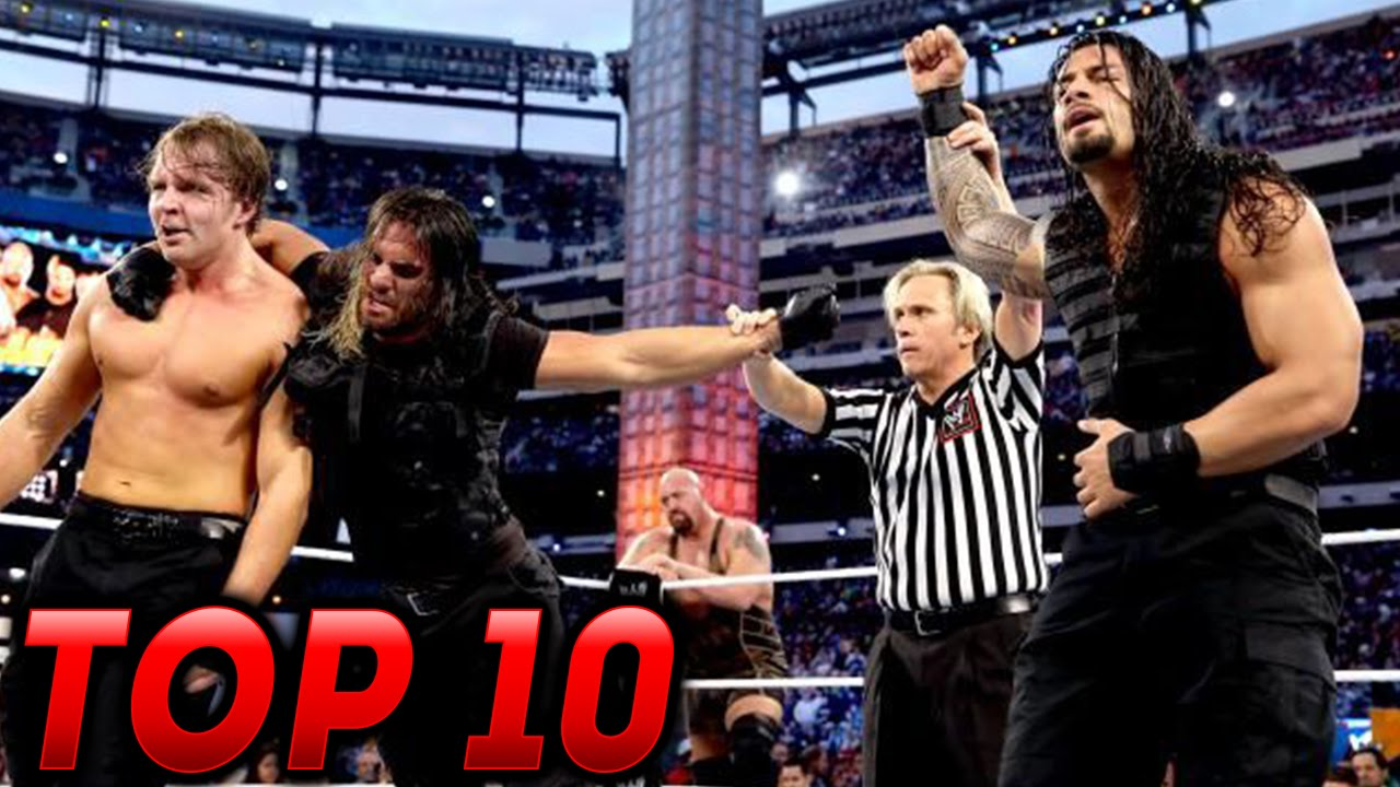 Top 10 matches
