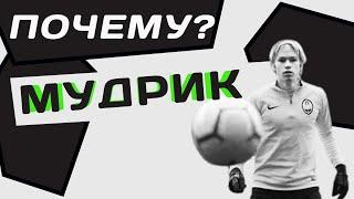 ПОЧЕМУ? МУДРИК / Наука и футбол