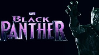 BLACK PANTHER movie review!