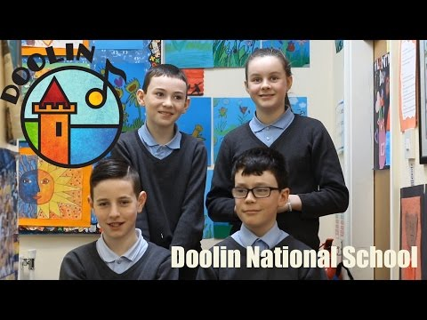A visit to Doolin National School
