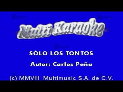 MULTIKARAOKE - Sólo Los Tontos