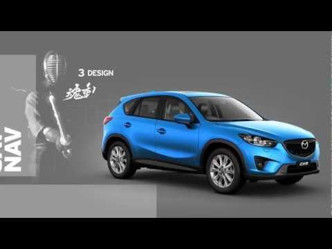 Meet the Mazda CX-5 - Infographic