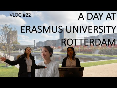 A Day in the Life of a Student at Erasmus University Rotterdam