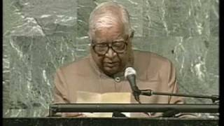 Speech By S N Goenka in U.N. Peace Summit ( Part 2 )