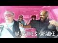 Official - Valentine's Day Carpool Karaoke at Senior Living Communities!!