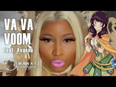 AvannaVa Va Voom Vocaloid  + Mp3&Vsqx