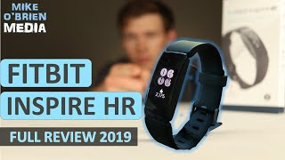 NEW Fitbit Inspire HR [Budget Smart Fitness Watch] - Full Review 2019