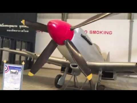 Supermarine Spitfire Fighter Aircraft