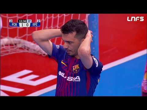 FC Barcelona Lassa - ElPozo Murcia. Semifinales. Partido 1.