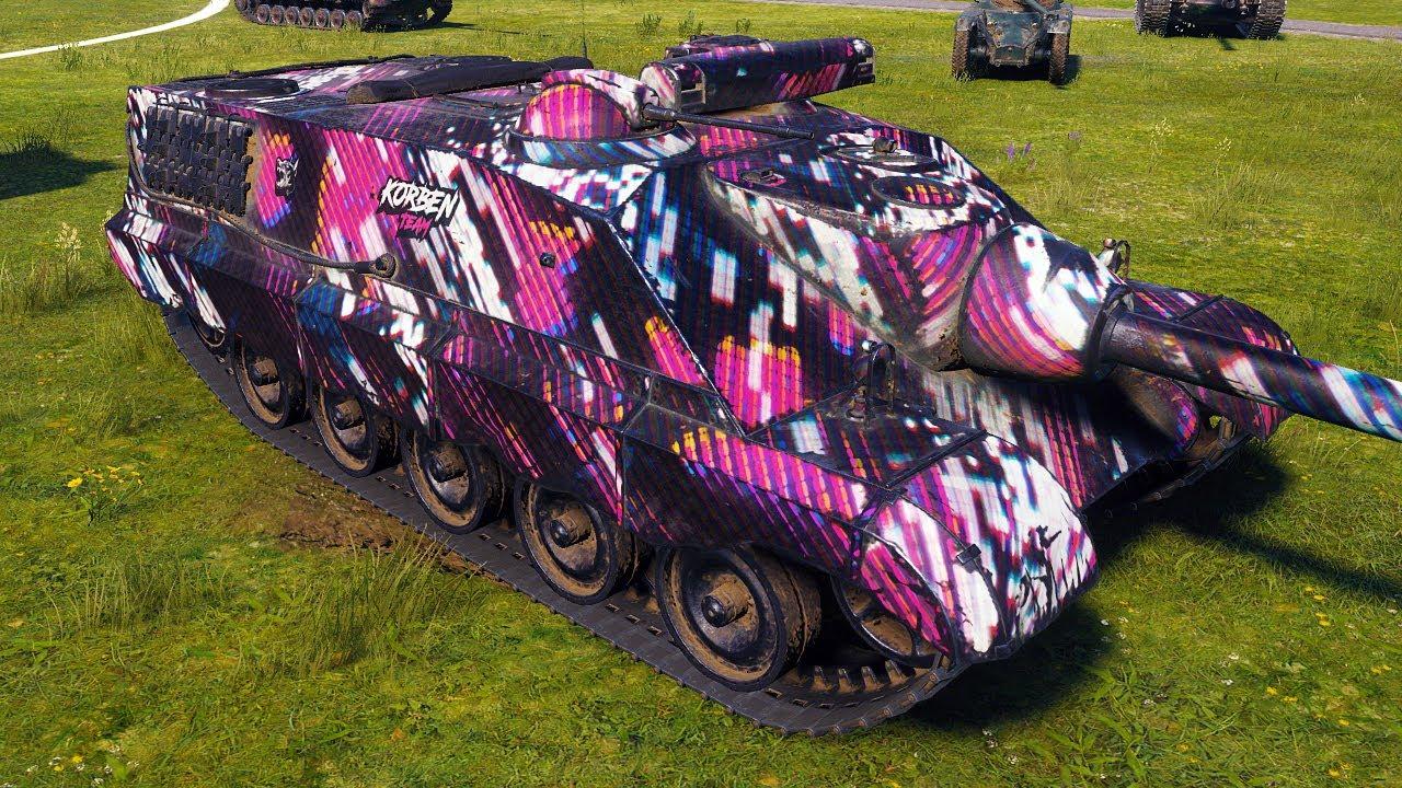 Foch (155) - 155 mm POWER - World of Tanks