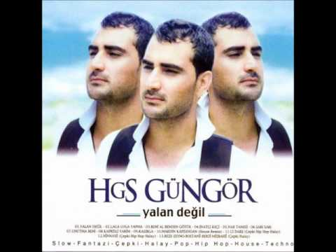 HGS Güngör Halay Remix - REZE ZEYNO BOSTANE MIZBAHE BERZI