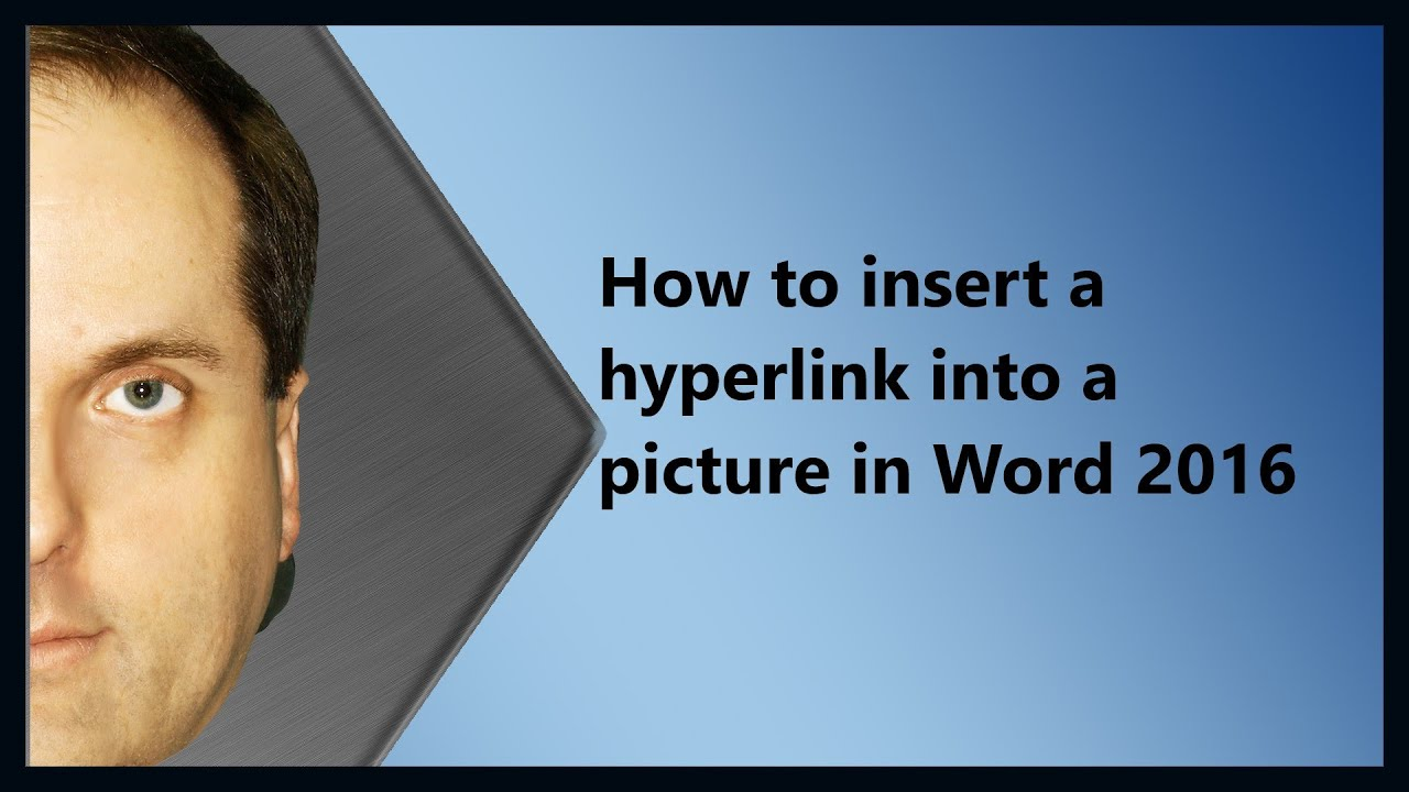 how to add a picture into a youtube video