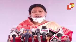 Hathras Gangrape | Reaction Of BJD Leader Snehangini Chhuria