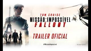 Missão: Impossível - Fallout | Trailer Oficial Legendado | Paramount Pictures Portugal (HD)