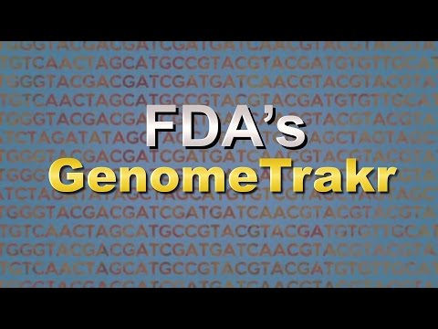 FDA's GenomeTrakr – Pushing Back the Frontiers of Outbreak Response
