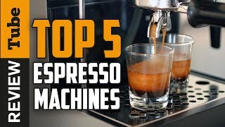 ✅Espresso machine: Best Espresso machine 2018 (Buying Guide)