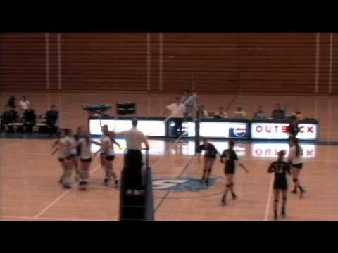 SSU Women's Volleyball vs Cal State LA