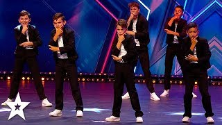 Kids Dance Crew Take On Will Smith on Holland