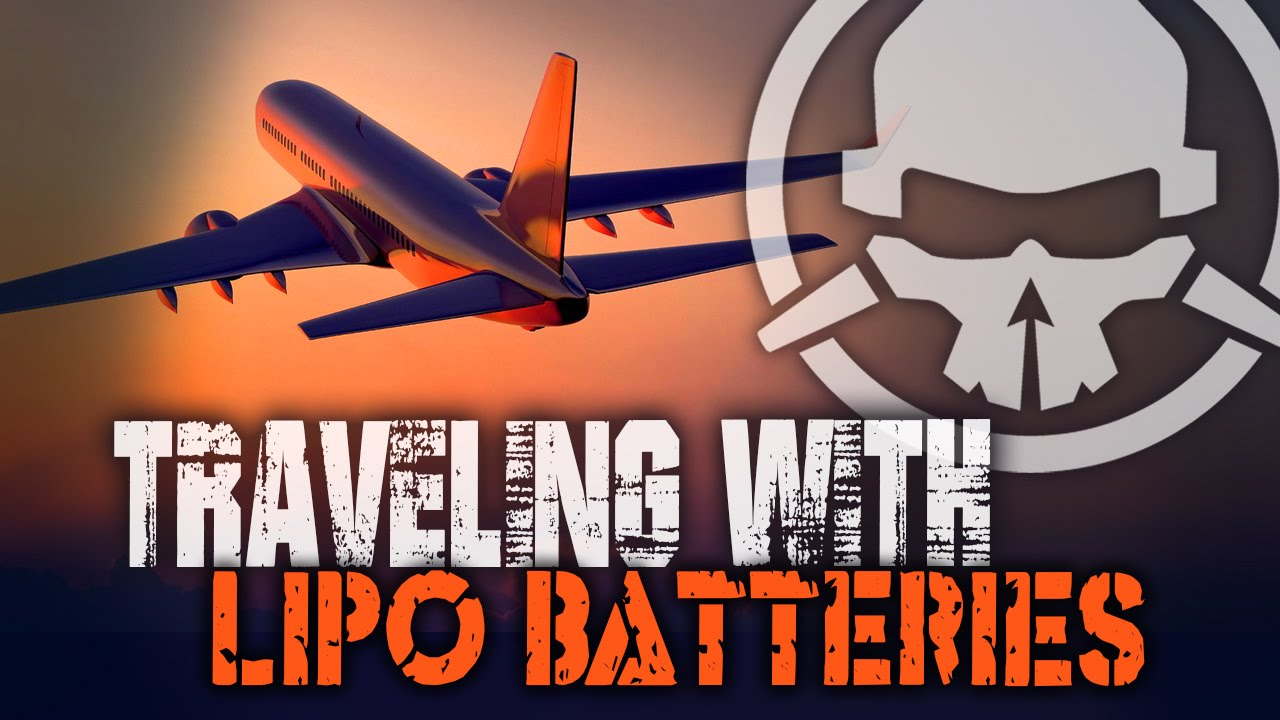 Traveling with LiPo Batteries