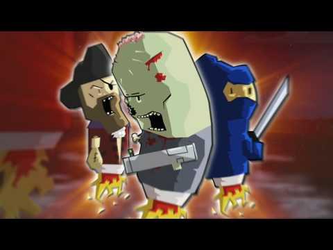 Rocket Riot (XBLA) Trailer