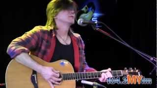 "The Goo Goo Dolls- ""Broadway"" Live Acoustic Performance"