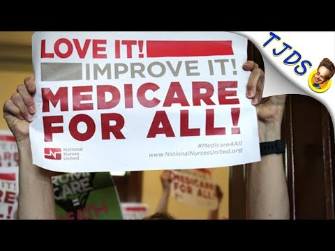 Dumb Democrats Stupid Reason For Not Supporting Medicare For All