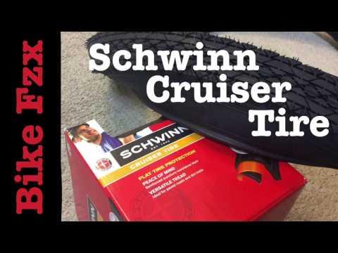 Schwinn Cruiser Tire Review