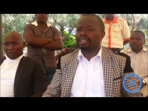 Timothy Rioba, Jubilee Nyamira senatorial aspirant cries foul on party primaries