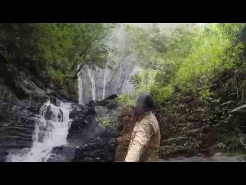 El Chorreron de Cerro Negro, Caripe Estado Monagas Venezuela