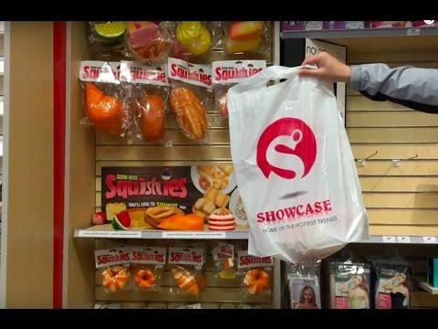 Squishies At Showcase!   Spring Break Vlog 3