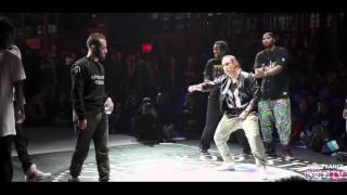 Les Twins Waydi Bouboo Criminalz Crew vs Heavyflow|Hiphop Dance Battle|Semi Final|Kod France 2016