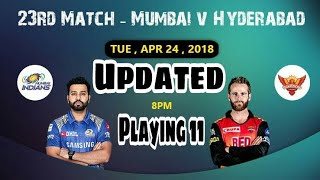 mum vs hyd dream 11 team