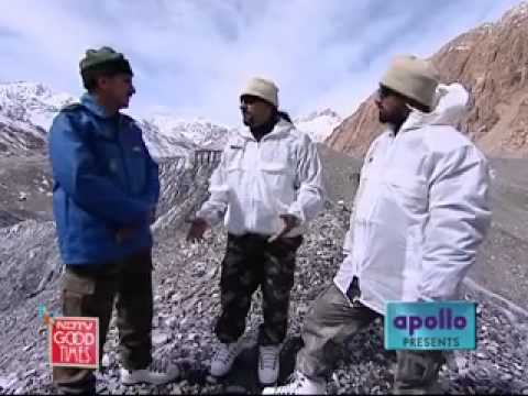 Indian Army Training and Living on Siachen Glacier - part 1 thumbnail