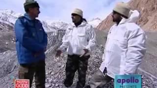 Indian Army Training and Living on Siachen Glacier - part 1