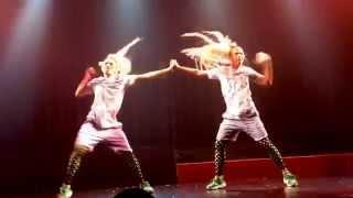 """Make Me Sweat Again: """"Watch Me (Whip/Nae Nae)"""" by G-Force Angels"""