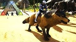 Ich zähme einen WOLF im kalten Norden! - Ark Survival Evolved #08 mit Trymacs, Rewi, Gtime, Rumathra