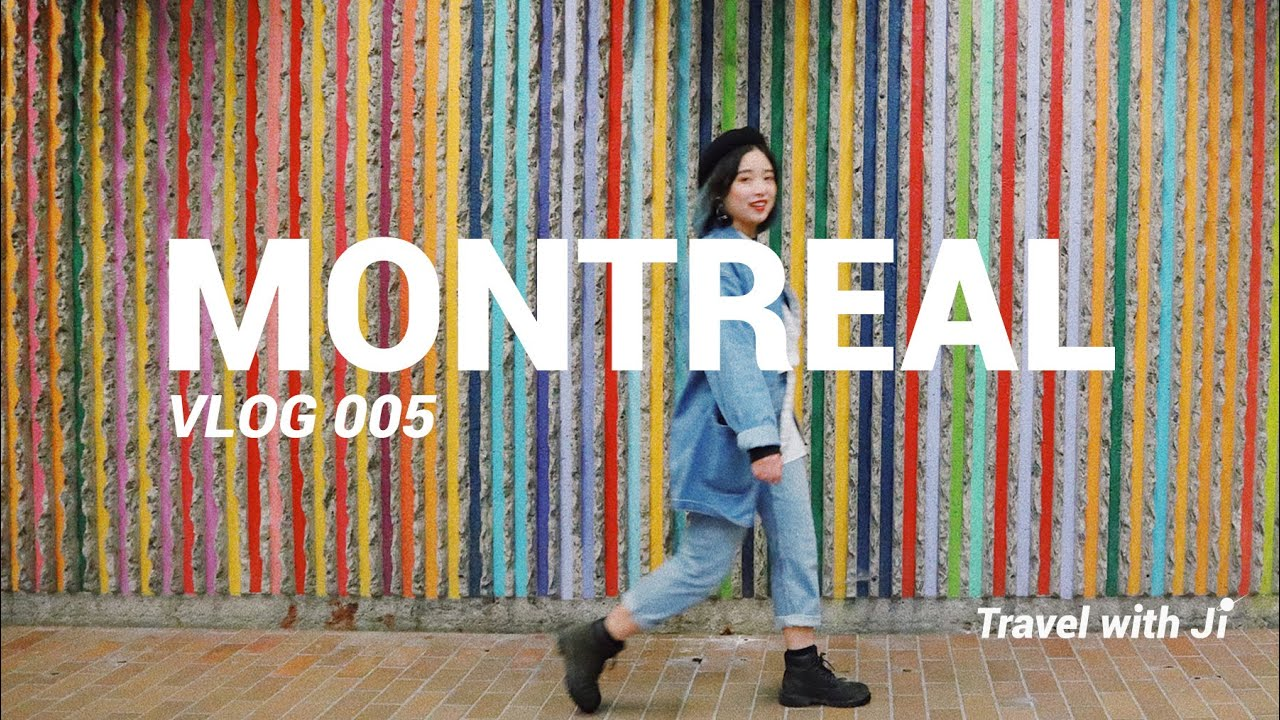 Montreal VLOG | 蒙特利爾有多浪漫?住進18世紀的法式小洋樓是什么體驗?| TravelwithJi - YouTube