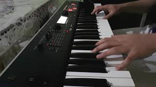 Kahit Ayaw Mo Na This Band Piano cover by Aldrin Lopez.mp3