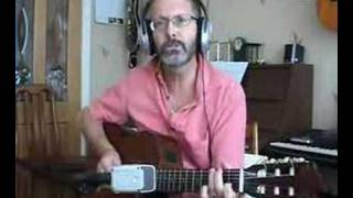 A WHITER SHADE OF PALE FINGERSTYLE