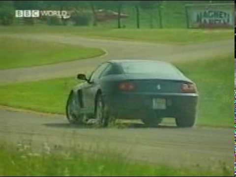 Testing a Ferrari untill engin blows up!!