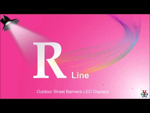 Your Signage Source R Line wholesale full color outdoor LED Displays looks like an iPhone