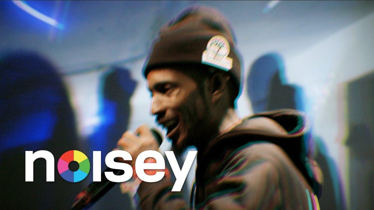 """D Double E – """"How I Like It"""" (Live – Noisey Greatest UK MCs)"""