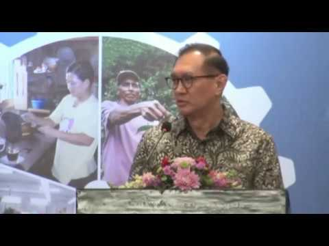 Speech Dr. Bambang Widianto on Linking Social Protection to Employment Opportunities