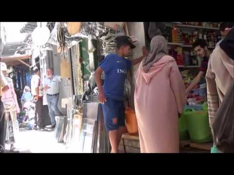 Tetouan - Historic tour - Tetuan 2017