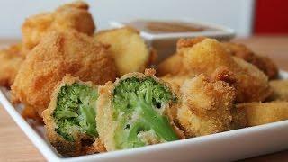 Frittiertes Gemüse (Rezept)    Fried Vegetables (Recipe)    [ENG SUBS]