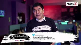 #TolWagTroll | Raffy Tulfo Mean Tweets
